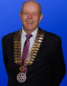 President 2016-2017, Ian Foster