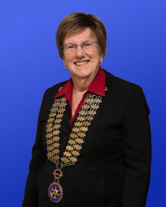 Moira McGivern, President, 2018-2019